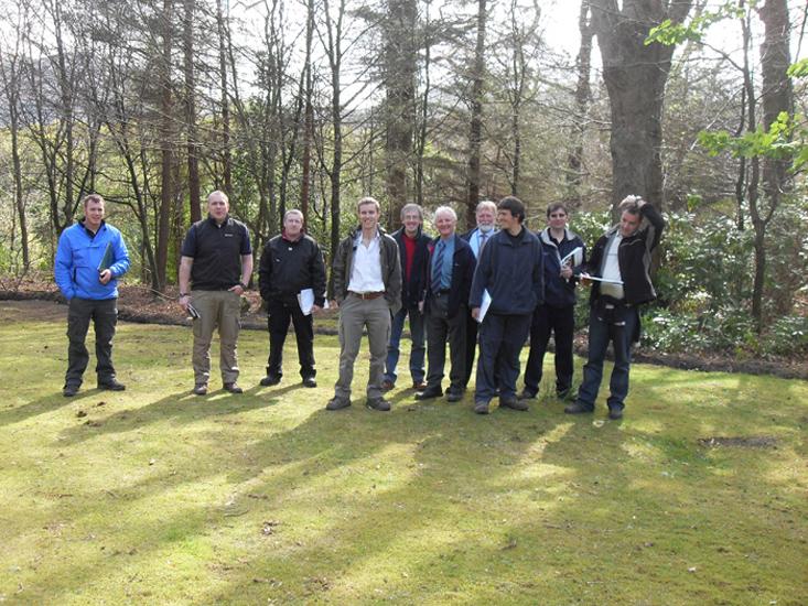 Tree Survey Candidates